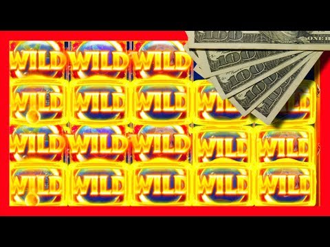 BIGGEST WIN ON YOUTUBE! OCEAN MAGIC SLOT MACHINE BONUS! AMAZING WIN ON $5 MAX BET WITH SDGUY1234