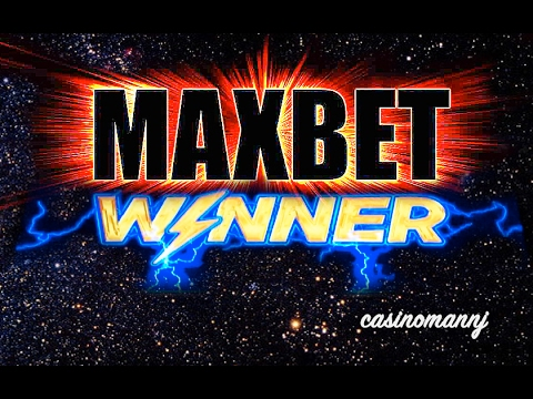 MAX BET WINNER – BIG WIN!!! – SLOT MAX BET FEATURES – Slot Machine Bonus