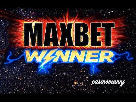 MAX BET WINNER – BIG WIN!!! – SLOT MAX BET FEATURES – Slot Machine Bonus