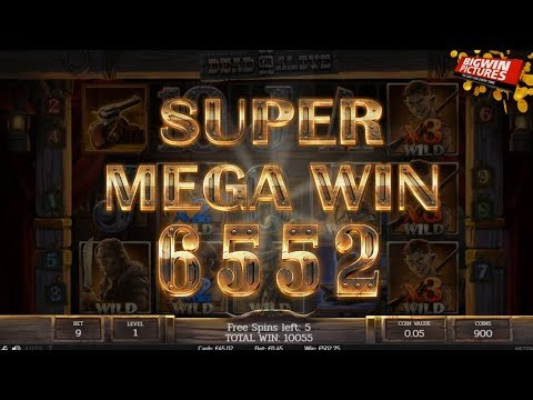 Dead Or Alive 2 Slot +2000x BET MEGA WIN!