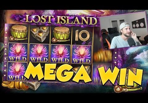 BIG WIN!!! Lost Island Huge Win from LIVE Stream – Slots (free spins)