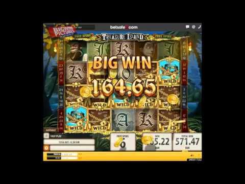 Treasure Island Slot – MEGA BIG WIN!