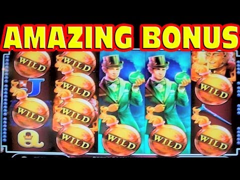 Mr Hyde's Wild Ride MEGA BIG WIN Las Vegas Slot Machine Winner
