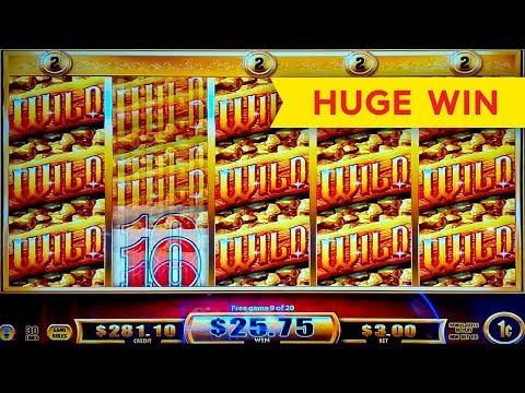Joe Blow Gold Slot – HUGE WIN!