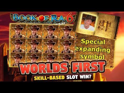 MEGA WIN! BOOK OF RA 6 BIG WIN – HUGE WIN – Slots (20 euro bet)