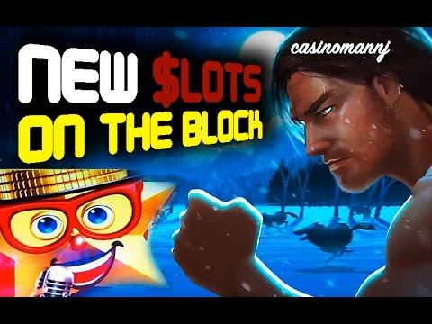 NEW SLOTS ON THE BLOCK – New Slot Machines – Big Win – Slot Machine Bonus
