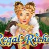 Mega win on Regal Riches (RTG slot)