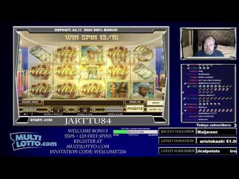 Pimped Super Mega Big Win!! 2 Bonus In A Row