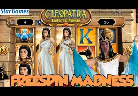 Online Slot – Cleopatra Big Win and LIVE CASINO GAMES (Casino Slots)