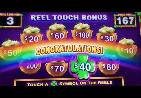 ** BIG WIN ** 4 Bonuses ** Max Bet n High Limit ** SLOT LOVER **
