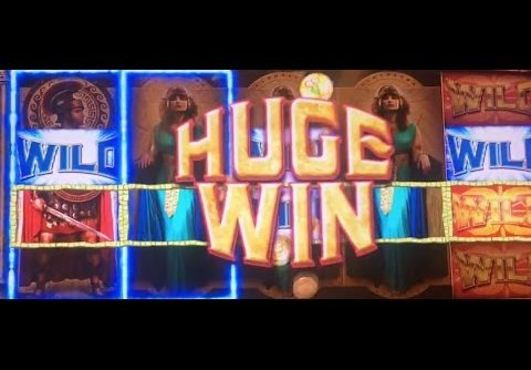 ** HOW FAR a $20 CAN GO ** MAX BET ** BIG WIN ** SLOT LOVER **