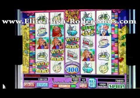 $23,552,021.54 Million Dollar Slot Win! $100 Stinkin' Rich Highest Limit Handpay Jackpot,