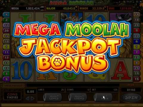 Mega Moolah Slot – 1.5 Million Jackpot Win! | Mega Win Club