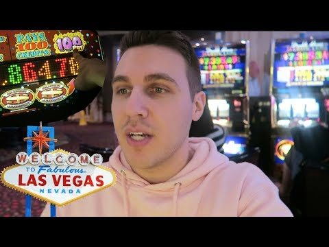 Slot play OLD vs NEW  Las Vegas BIG WIN!