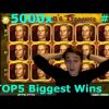 TOP5 Biggest Wins | TheBestMoments #26 Super Mega Win 5000X