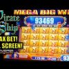 Pirate Ship – MAX BET MEGA BIG WIN!