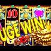 **SUPER BIG WIN** 5 DRAGONS HUGE MULTIPLIER WIN | SlotTraveler | SLOT MACHINE BONUS