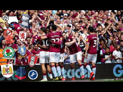 THE STORY OF ASTON VILLA'S RECORD BREAKING 10 GAME WIN STREAK