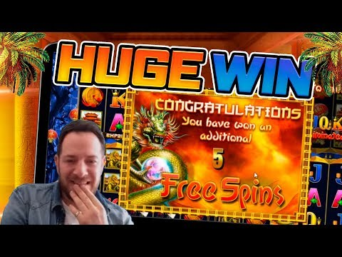 IMPERIAL DRAGON BIG WIN! Online Slots