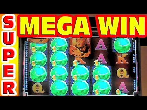 Mr. Hyde's * SUPER MEGA BIG WIN * Wild Ride – Slot Machine Bonus