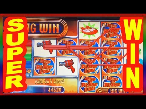 ** SUPER BIG WIN ** RETURN OF PLANET LOOT ** SLOT LOVER **