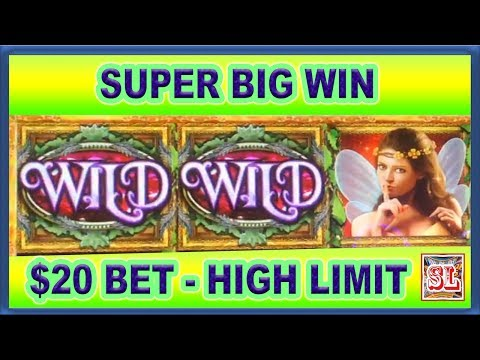 ** SUPER BIG WIN ** SECRETS OF FOREST ** SLOT LOVER **