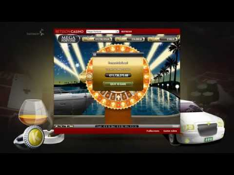 Student wins €11.7 million on Online Jackpot Slot!