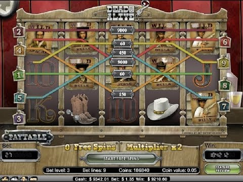 TOP 3 BIGGEST WIN ON DEAD OR ALIVE SLOT