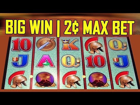 🐋 POMPEII SLOT |💥 BIG WIN | 2c MAX BET LIVE! 💥 | PREMIUM SYMBOL WIN – Slot Machine Bonus