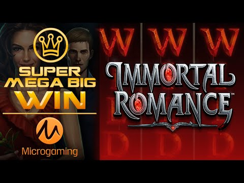 RECORD WIN! SlOT IMMORTAL ROMANCE | Wild Desire BIG WIN