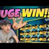 MEGA WIN! Wishmaster BIG WIN – Huge Win on Casino slot from CasinoDaddy