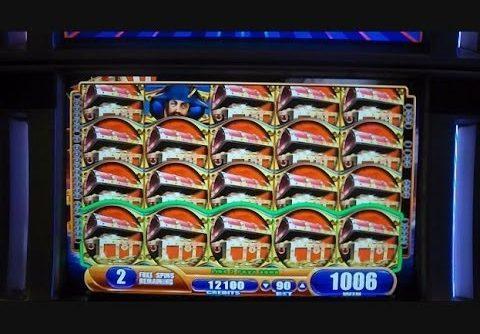 Pirate Ship – FULL SCREEN WILDS – SUPER MEGA HUGE GIANT BIG WIN – Slot Machine Bonus Round
