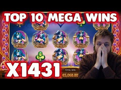 TOP 10 Biggest wins of the week – Mega wins on online slots