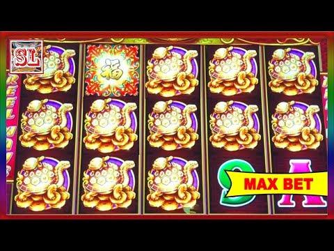 ** Mega Win ** 5 Treasures  ** ALMOST JACKPOT HANDPAY ** SLOT LOVER **