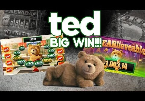 Ted Slot BIG WIN!!!!