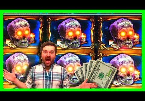 FULL SCREEN ON MAX BET! MASSIVE WIN! Slot Machine Bonuses With SDGuy1234