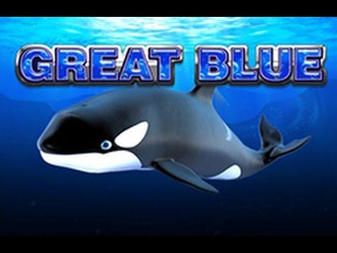 Playtech Great Blue slot | 23 Freespins x10 multiplier | MEGA BIG WIN