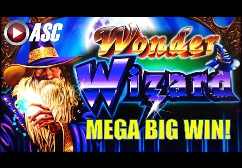 *MEGA BIG WIN* WONDER WIZARD | Ainsworth – Slot Machine Bonus