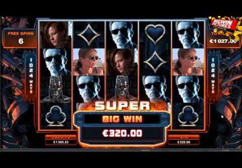 Terminator 2 Slot  – MEGA Big win during HOTMODE!