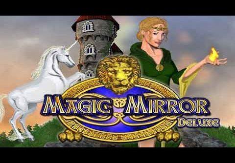 Insane Magic Mirror II Bonus (My biggest slot win to date)
