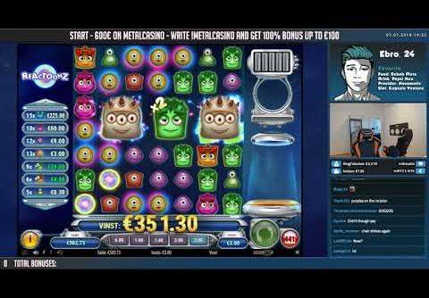 Latest slots bonuses
