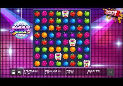 Jammin Jars Slot – HUGE MEGA WIN!