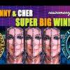 SUNNY & CHER – *SUPER BIG WIN* – Slot Machine Bonus (Casinomannj)