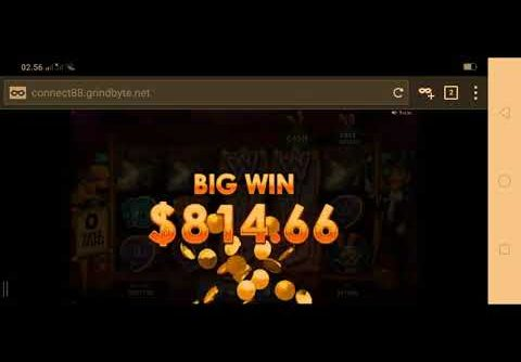 Mega Big Win.. Rabbit In The Hat..Slot