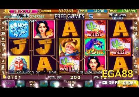 Diamond Valley Slot Pussy888 Mega Win