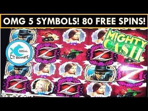 *80 FREE SPINS HUGE WIN!* ZORRO SLOT MACHINE – RETRIGGERS GALORE!
