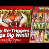 Great Tiger Slot – Re-Trigger City, Mega Big Win in Free Spins Bonus