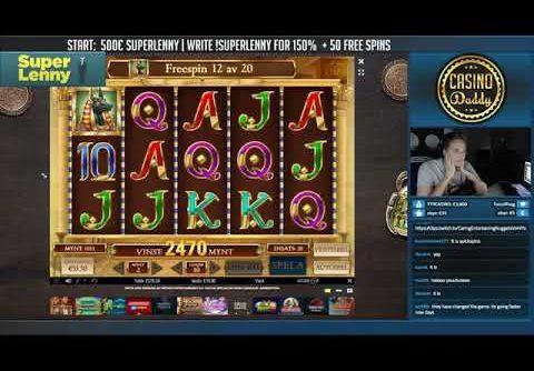 BIG WIN!!!! Book of Dead Big win   Casino   Bonus Round Casino Slots