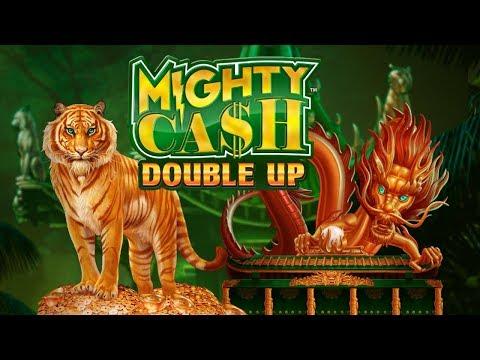 BIG WIN on NEW MIGHTY CASH DOUBLE UP SLOT MACHINE POKIE BONUSES + MORE – PECHANGA CASINO