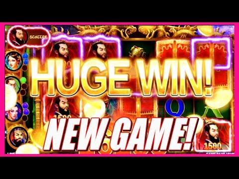 Wu Wang Zhe – NEW SLOT GAME! MAX BET BONUS BIG WIN! | Slot Traveler